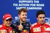 F1 - Malaisie - Qualifications : Vettel tout terrain !