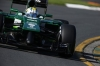F1 - Vendredi : Chez Caterham, Kobayashi cloué au garage, Ericsson relativement fiable