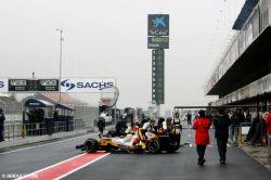 Le circuit de Barcelone accueillera la F1 dès dimanche