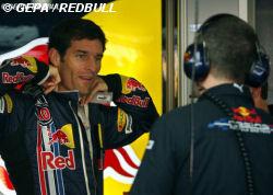 Webber se prépare pour la victoire