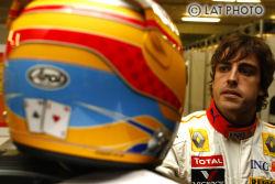 Fernando Alonso est prêt à faire vibrer son public