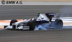 C'est en Hongrie que BMW avait signé son premier podium en 2006