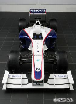 Une F1.09 qui aura fait fausse route cette année