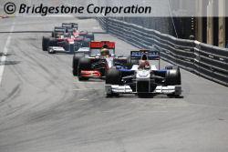 Kubica était devant les McLaren et les Toyota en Belgique...