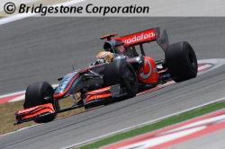 Les pilotes McLaren peuvent entrevoir de bons résultats