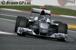 Mercedes GP devrait en toute logique se munir de Nick Heidfeld comme second pilote