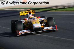 Alonso est le premier des 'autres' en 5ème position