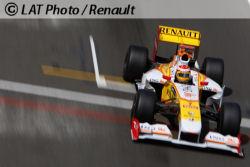 Alonso prêt pour la qualification !