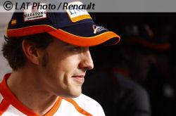 Alonso aborde ce Grand Prix avec joie !