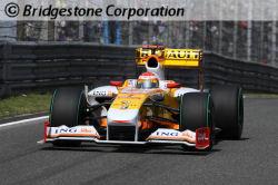 L'équipe Renault traverse une mauvaise passe