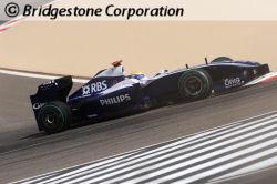 Nico Rosberg lors du récent Grand Prix de Bahreïn