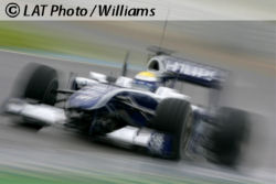 Williams espère dépasser Toyota au championnat