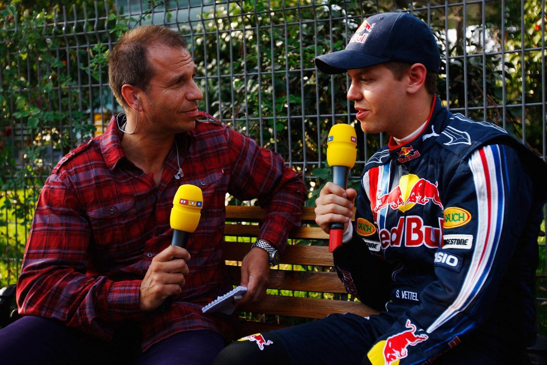 © Red Bull - RTL et Sebastian Vettel devraient quitter la F1 en même temps