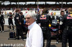 Bernie Ecclestone ne sera pas dans le paddock à Melbourne