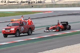 Bahrein pourrait aussi marquer aussi une pause en F1