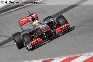 Chercherait-on un autre moteur chez McLaren ?