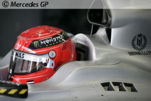 Schumacher aime l'Espagne !