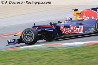 Webber n'est pas un pilote n°2