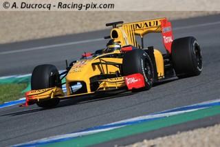 Kubica a déjà deux podiums au compteur cette saison