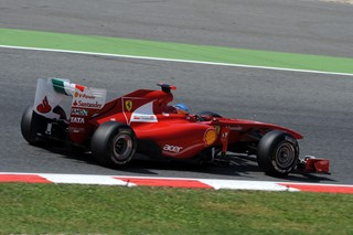 � FERRARI/Une monoplace de F1 co�te pr�s d'un million d'euros...
