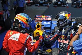 © Ferrari - L'Allemand et l'Espagnol feraient-ils bon ménage ?