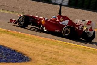 (C) Ferrari, Peu mieux faire pour la Scuderia