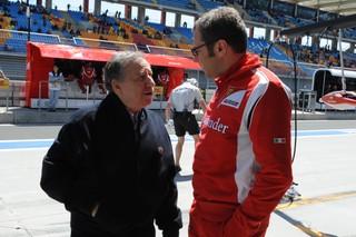 © Ferrari - Todt et la FIA font marche arrière sur les budgets capés