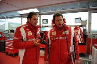 Ferrari a étoffé son équipe technique et elle espère en récolter des bénéfices en 2012