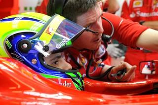 © Ferrari - L'association Massa/Smedley se poursuit chez Williams