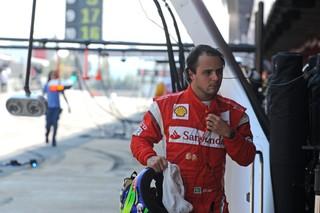© Ferrari / Massa sera-t-il dans les paddocks en 2013 ?