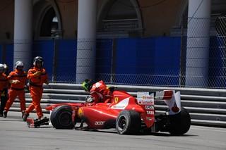 (c) Ferrari / Indispensables commissaires de piste