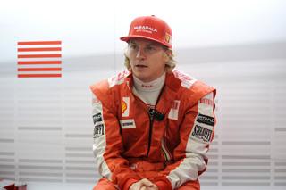 © Ferrari - Kimi Räikkönen va bientôt re-porter le rouge de Ferrari