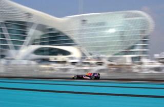 © GEPA / Le circuit de Yas Marina, à Abu Dhabi