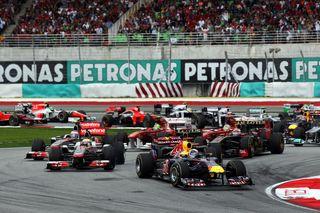 (c) Gepa / Red Bull domine le peloton !