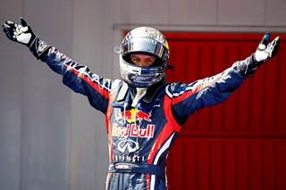 © GEPA - Vettel sur un air de 2011 !