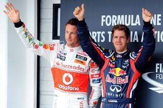 © Gepa / Qui de Buttonou Vettel remportera le championnat ?