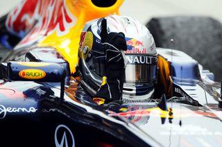 (c) GEPA : Sebastian Vettel signe une nouvelle pole position