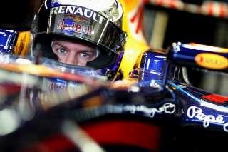 (c) GEPA : Sebastian Vettel revient en haut de la feuille des temps
