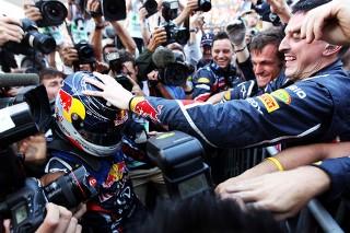 © GEPA - Le SAV revient sur le GP qui a vu le sacre de Sebastian Vettel