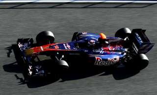 (C) GEPA, Un bon début de saison pour Toro Rosso