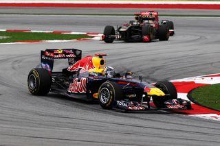 GP Espagne - Essais libres 3 : Vettel sur un tour !