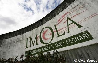 © gp2 - Imola veut accueillir à nouveau un Grand Prix de F1
