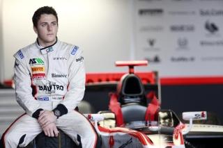 © GP2 Series - Fabio Leimer et Esteban Gutierrez piloteront la Sauber C30 lors des Rookies Tests à Abou Dhabi