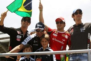 © HRT - Y aura-t-il des pilotes brésiliens en 2013 ?