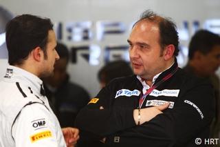 Colin Kolles pourrait diriger à nouveau une écurie de F1