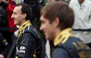 (c) LAT / Le retour de Kubica sur de bons rails ?