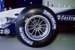 © Lat - Michelin a une grande histoire en F1