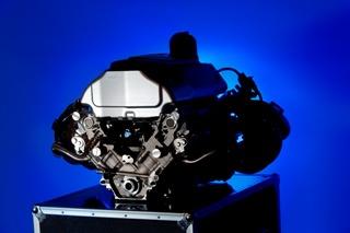 Le moteur RS27 utilisé par Renault en Formule 1