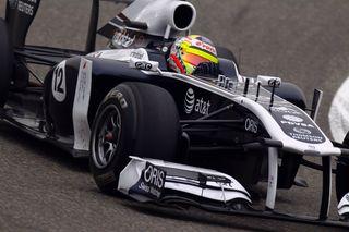 © LAT/Williams - Maldonado doublement pénalisé pour non-respect des drapeaux bleus à Abu Dhabi
