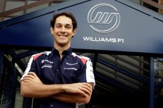 © Lat / Un autre Senna chez Williams